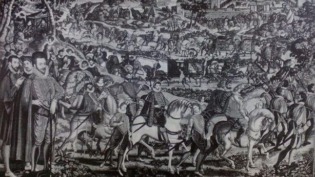 Voyage de Charles IX Florence